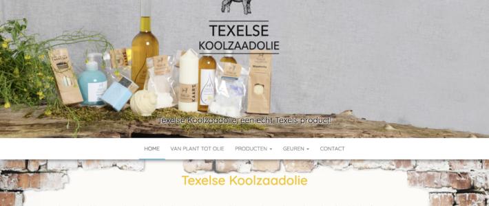 Texelse Koolzaadolie – nieuws