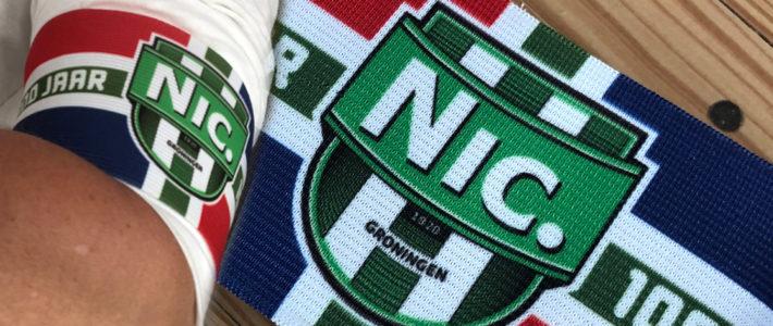 Nic. bestelde aanvoerdersbanden