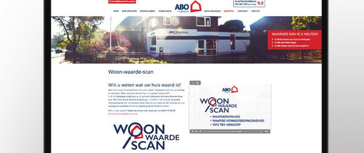 Logo Woon Waarde Scan
